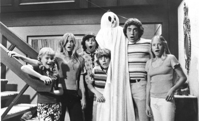 Brady Bunch Halloween